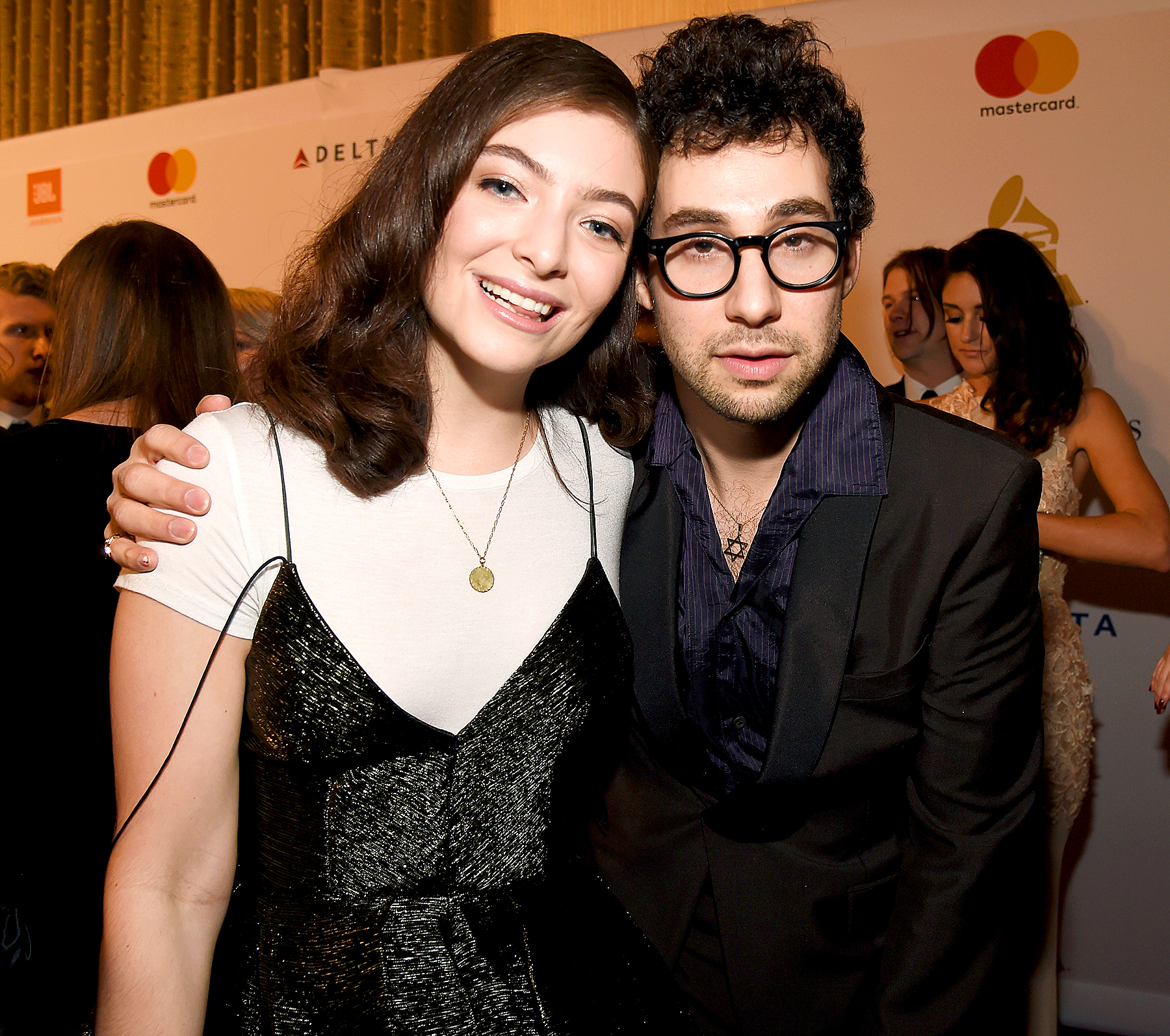 Jack Antonoff defends Lorde from Israel gig heckles during charity concert