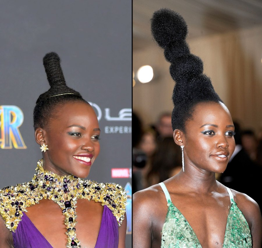 Lupita Nyongo Is Back On The Red Carpet And She Brought Her Tower