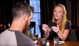 Maci Bookout and Taylor McKinney on 'Teen Mom OG'