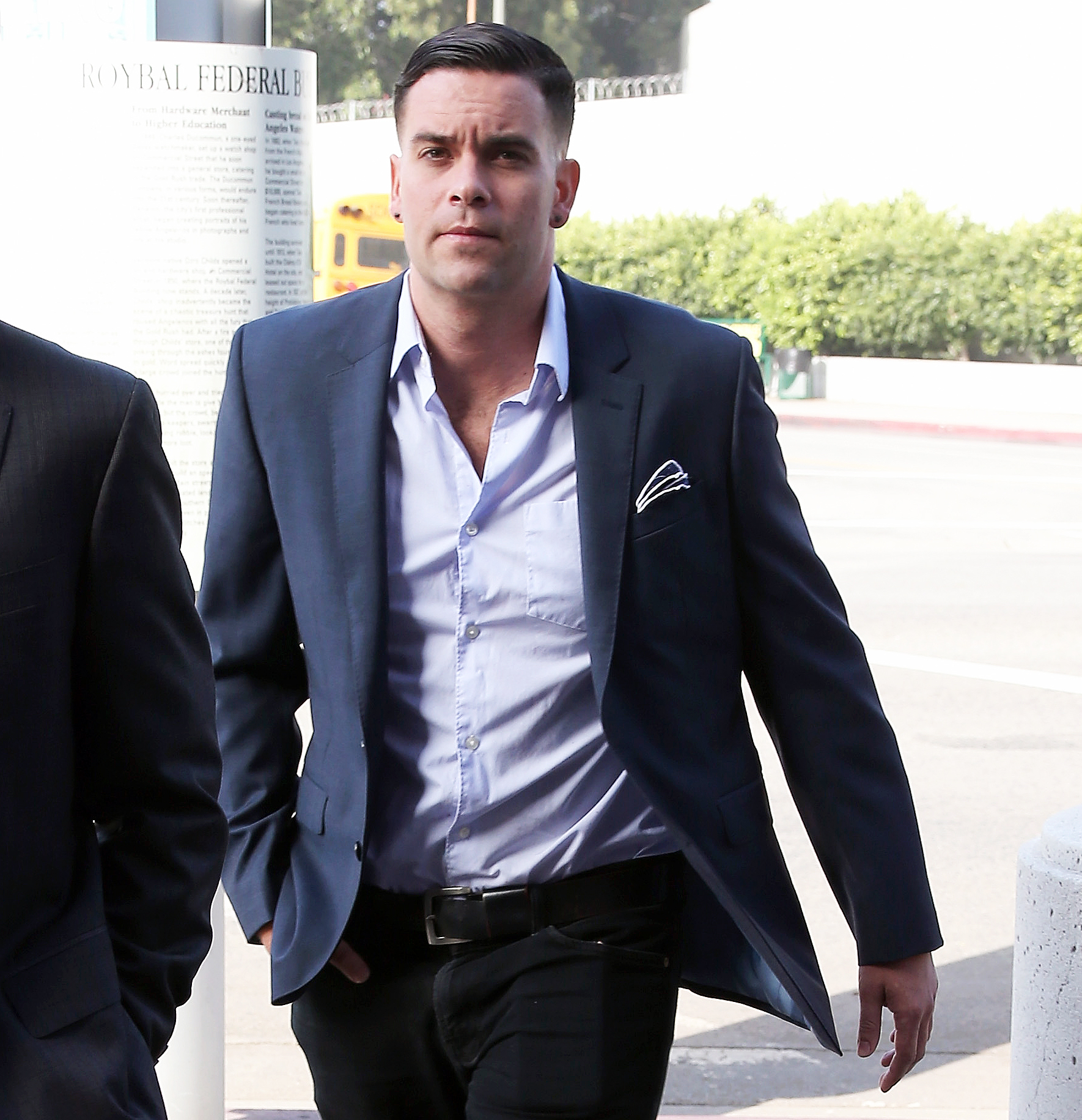 Mark Salling Estate May Have to Pay Victims