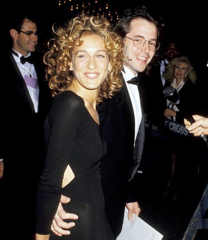 Sarah Jessica Parker Matthew Broderick 1993