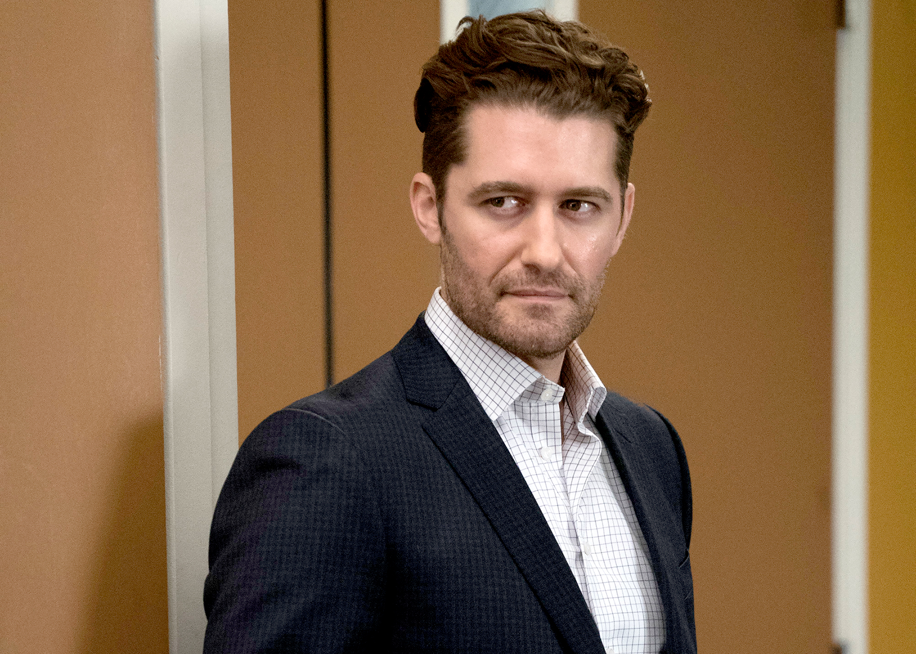 Matthew Morrison on Grey's Anatomy - Matthew Morrison on Grey's Anatomy