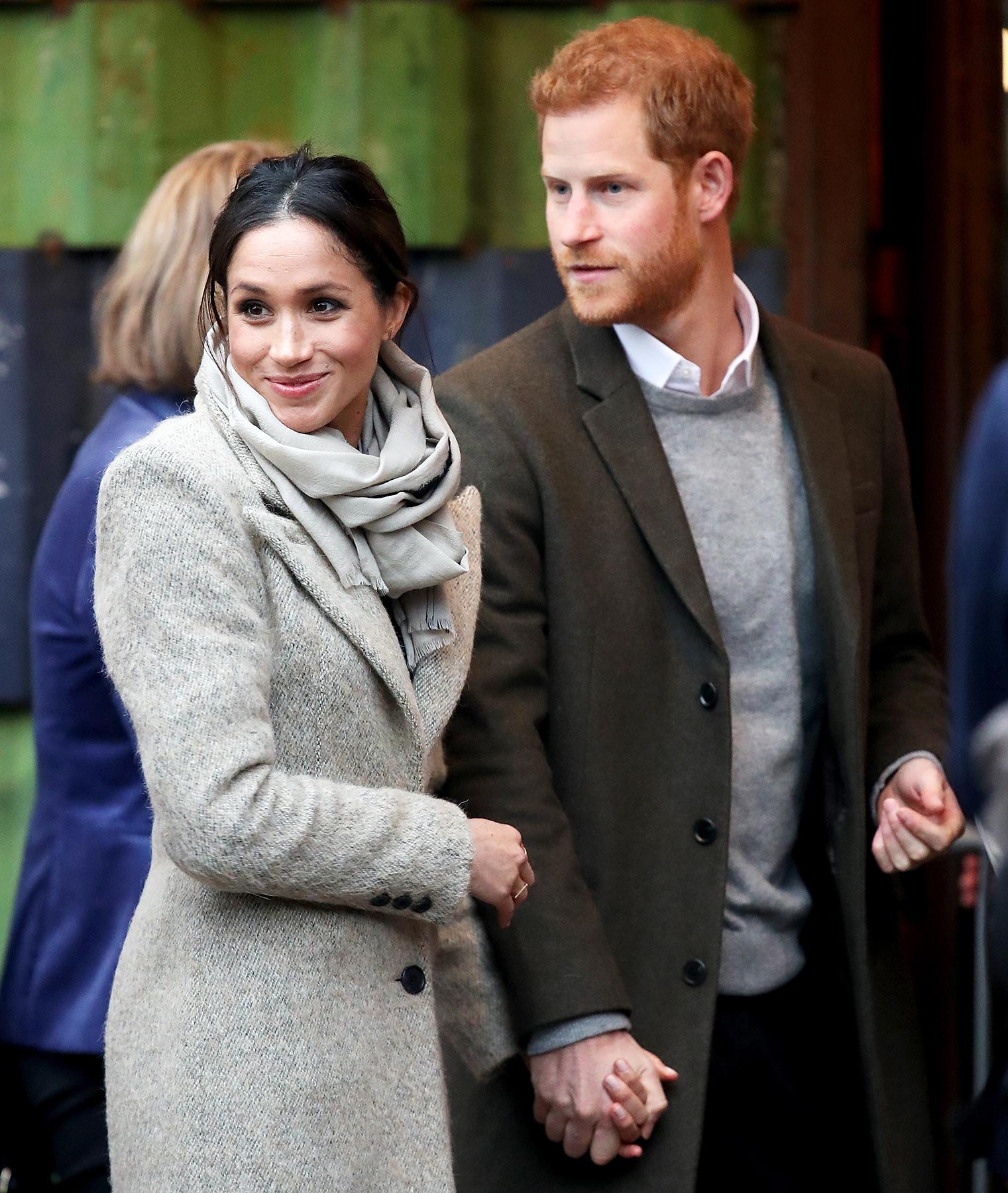 Meghan Markle Prince Harry wedding invites