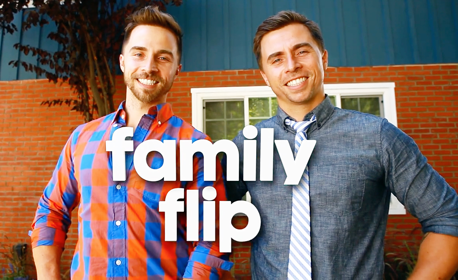Michael Dionne Christopher Dionne HGTV Family Flip