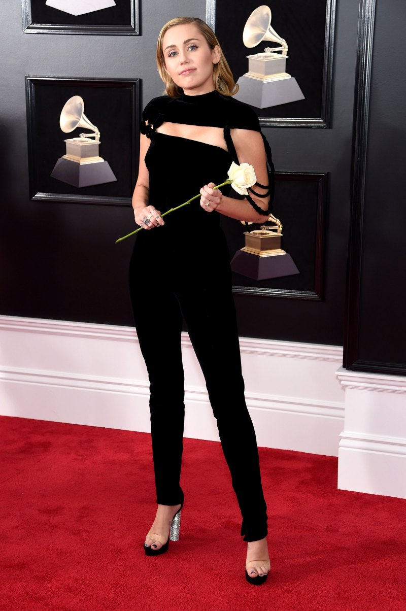 Miley Cyrus grammy