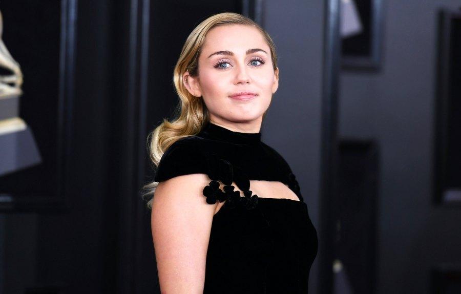 Miley Cyrus promo grammy