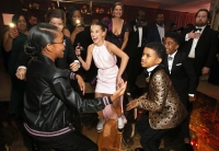Millie Bobby Brown Lonnie Chavis Netflix SAG After Party 2018