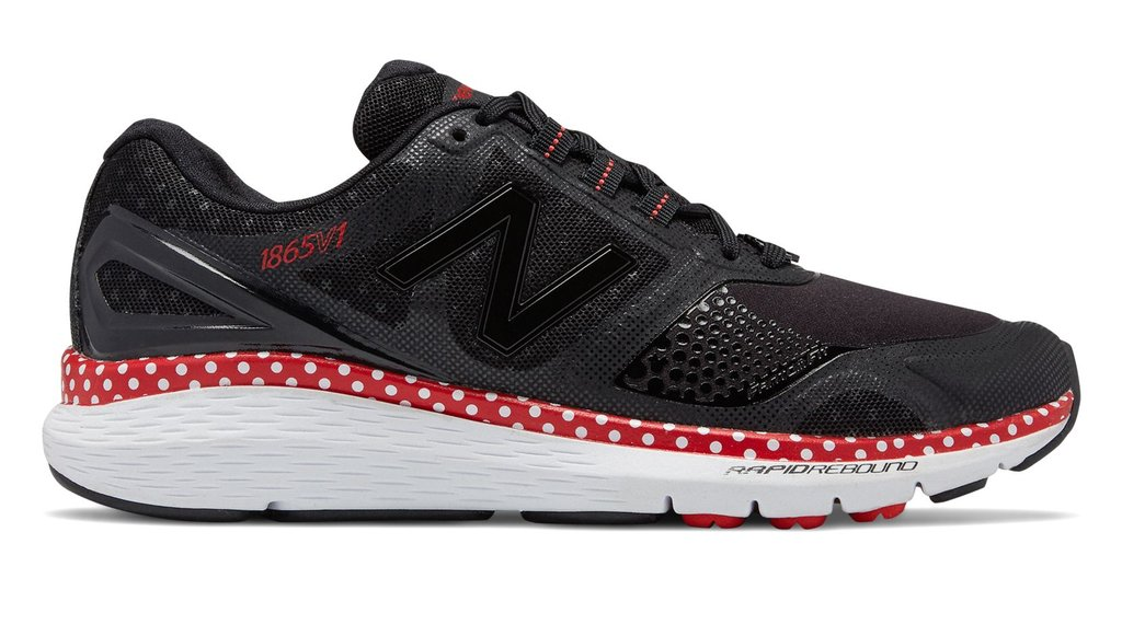 Minnie Mouse 1865 Walking Shoes for Women by New Balance