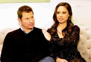 Nick Lachey and wife Vanessa