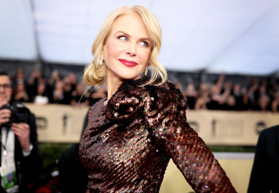 Nicole Kidman promo sags