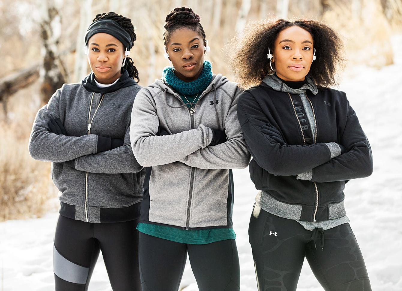 Nigerian Women Bobsled Team Olympics