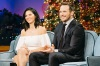 Olivia Munn, Chris Pratt, Dating, James Corden