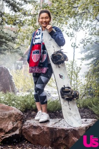 US 2018 Winter Olympics Chloe Kim