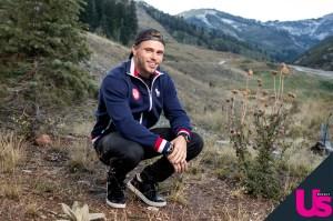 US 2018 Winter Olympics Gus Kenworthy