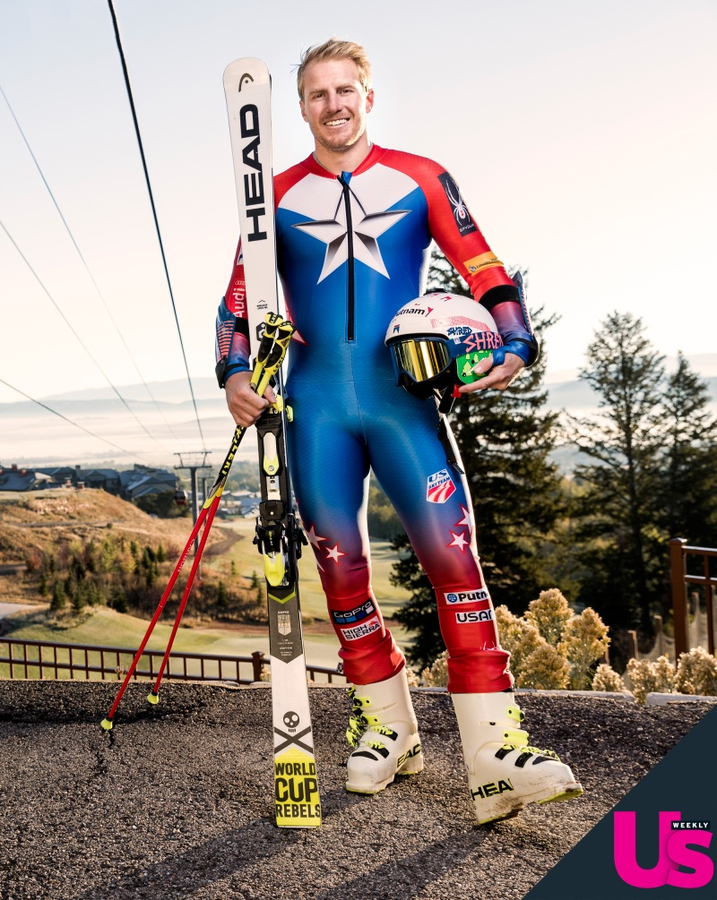 US 2018 Winter Olympics Ted Ligety