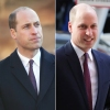 Prince William shaved head