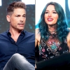 Rob Lowe and Bella Thorne