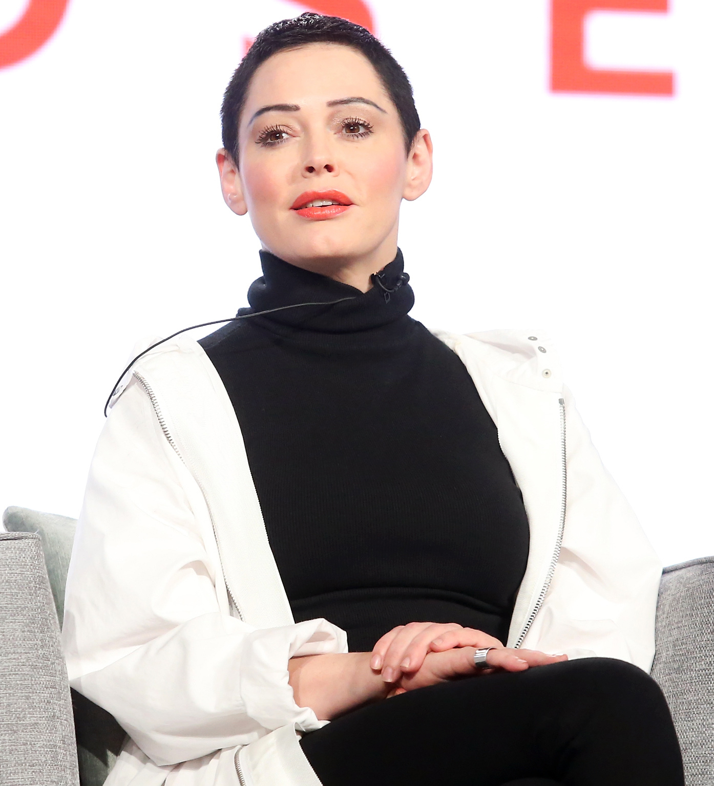 Rose McGowan speaks about Citizen Rose