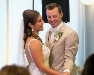 Jaclyn Schwartzberg and Ryan Buckley star in season 6 of 'Married at First Sight'