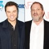 Seth MacFarlane Harvey Weinstein