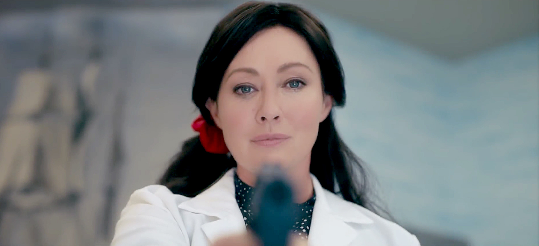 Talented actress Shannen Doherty: Cancer does not scare me, frightens the unknown