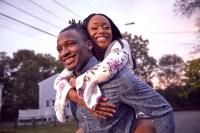 Jephte Pierre and Shawniece Jackson