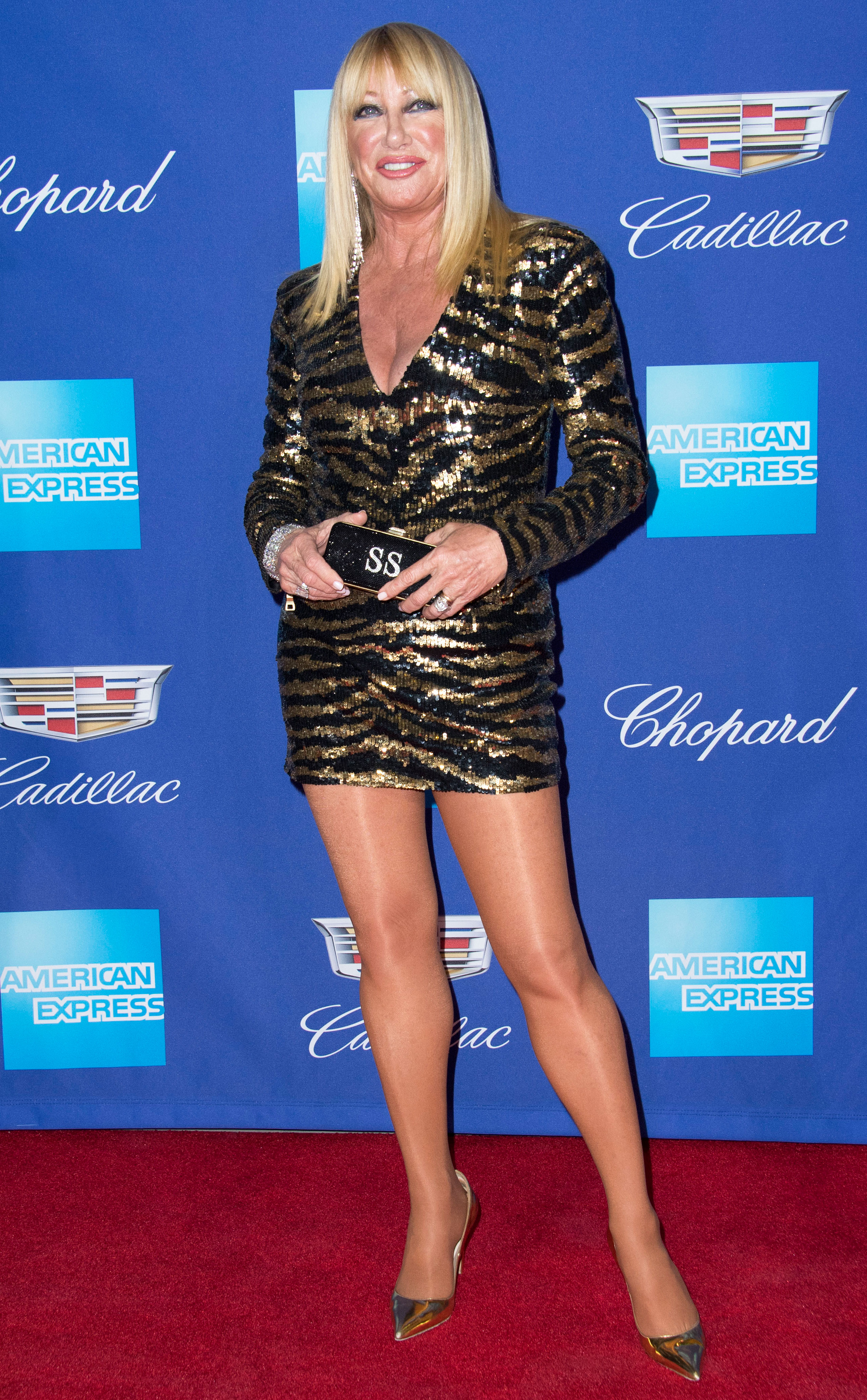 Suzanne Somers religion