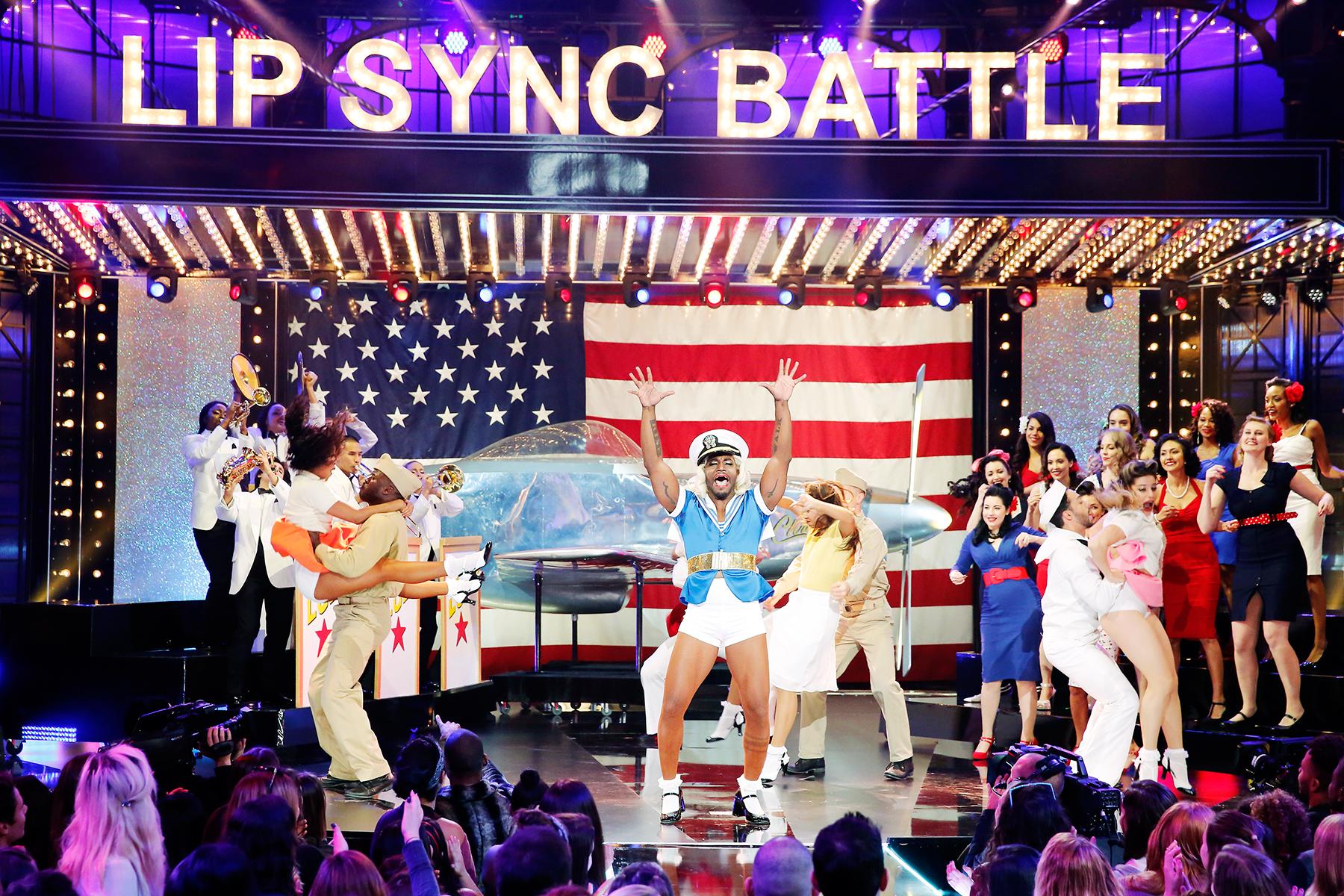 Taye Diggs Lipsync Battle Christina Aguilera Candyman