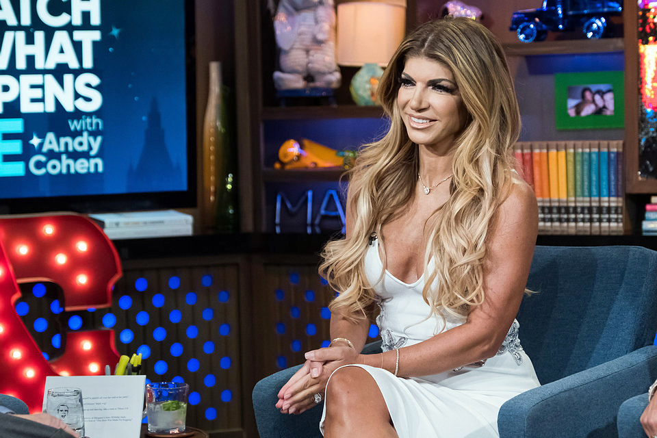 Teresa Giudice Watch What Happens Live