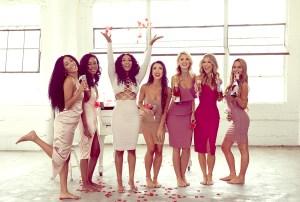 The Rosé Girls