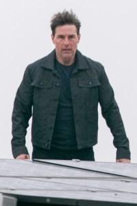 Tom Cruise, Mission Impossible, Stunt, Injury