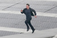 Tom Cruise, Mission Impossible, Stunt, Injury