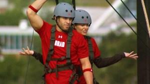 Tori and Brad on The Challenge