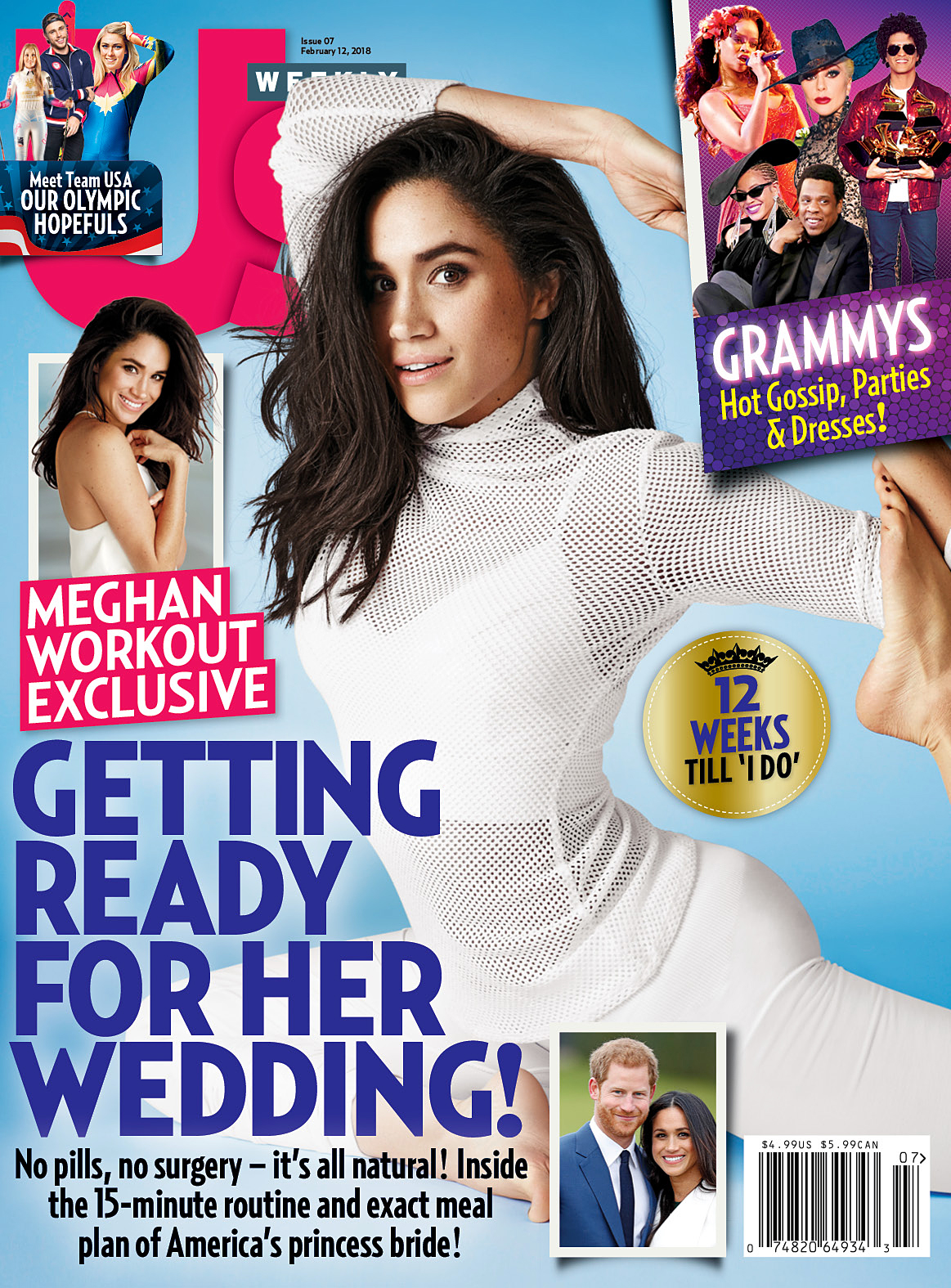Us Weekly Meghan Markle cover