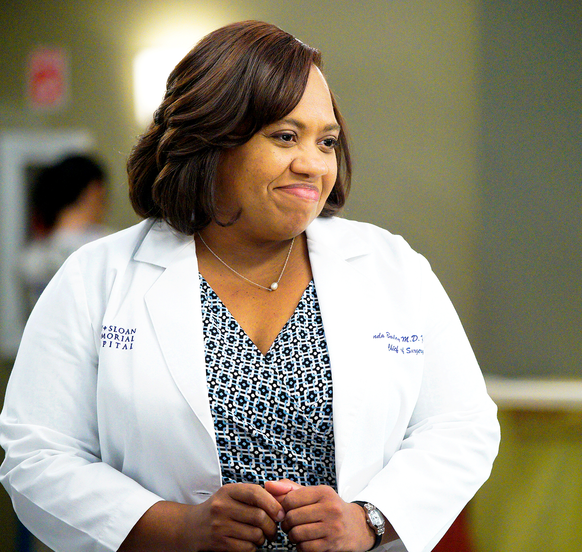 Chandra Wilson as Dr. Miranda Bailey on 'Grey's Anatomy'