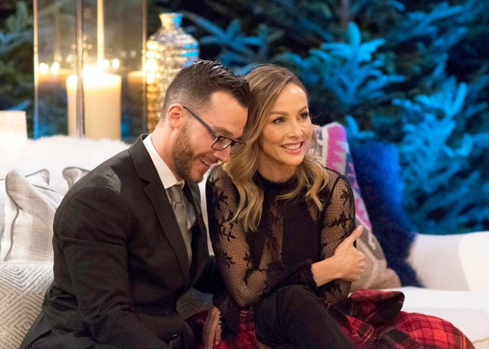 Benoit Beausejour-Savard and Clare Crawley on 'The Bachelor Winter Games'
