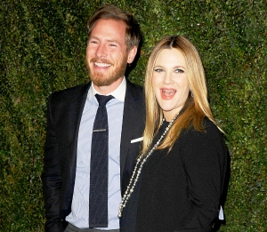 "Drew Barrymore and Will Kopelman attend the 2014 premiere of ""Find It In Everything"" at Chanel Boutique in Beverly Hills, California."