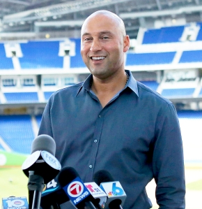 Derek Jeter Opens Up About Daughter for First Time in TV Interview