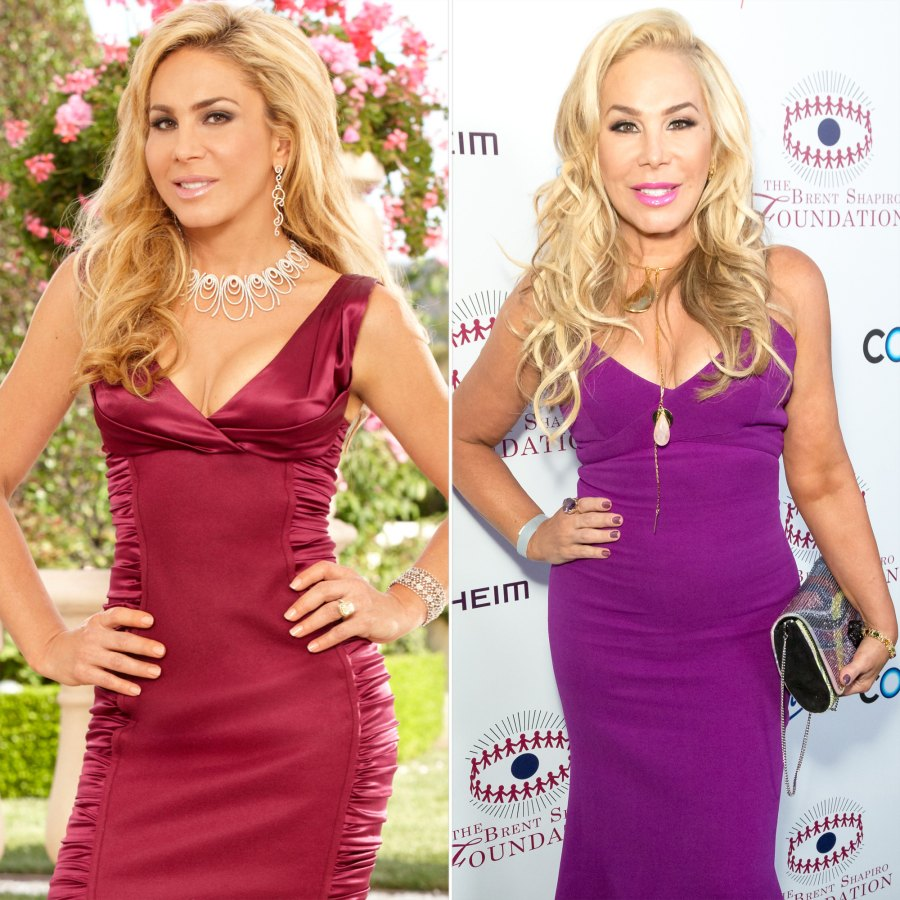 Real Housewives of Beverly HIlls Adrienne-Maloof