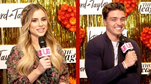 Bachelor Nation's Amanda Stanton and Dean Unglert