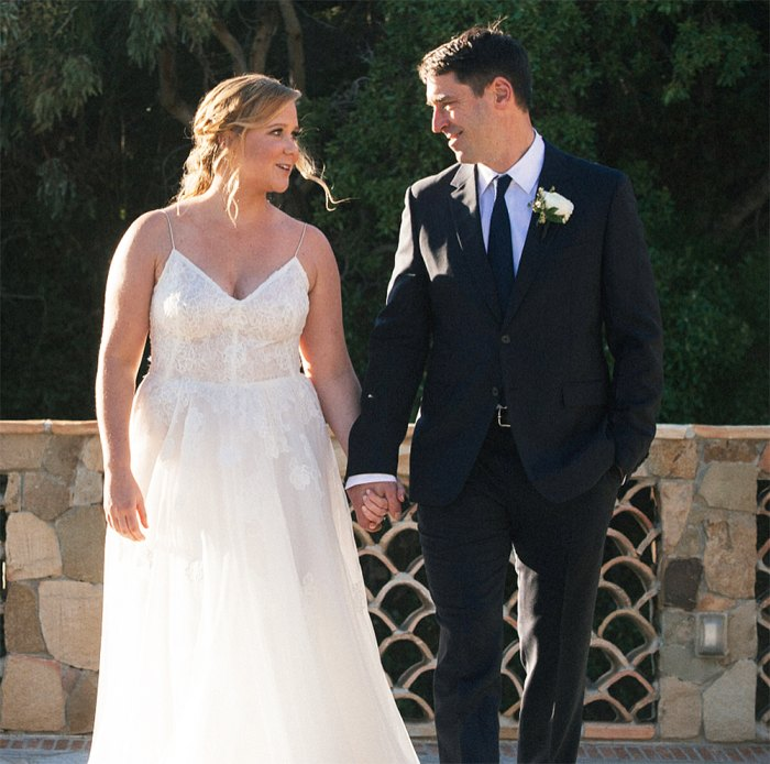 Amy Schumer Chris Fischer wedding