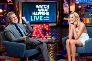 Stassi Schroeder on 'Watch What Happens Live with Andy Cohen'
