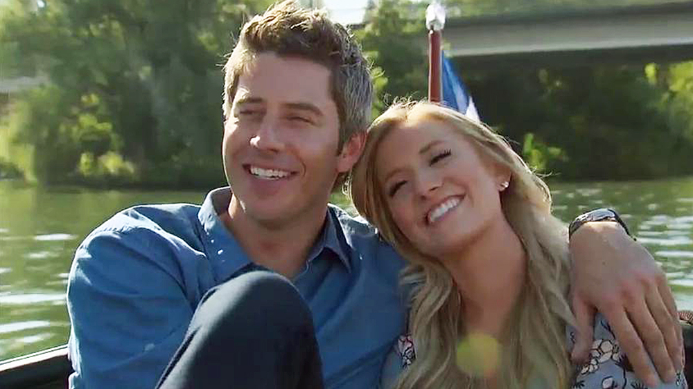 Arie Luyendyk Jr Lauren B The Bachelor