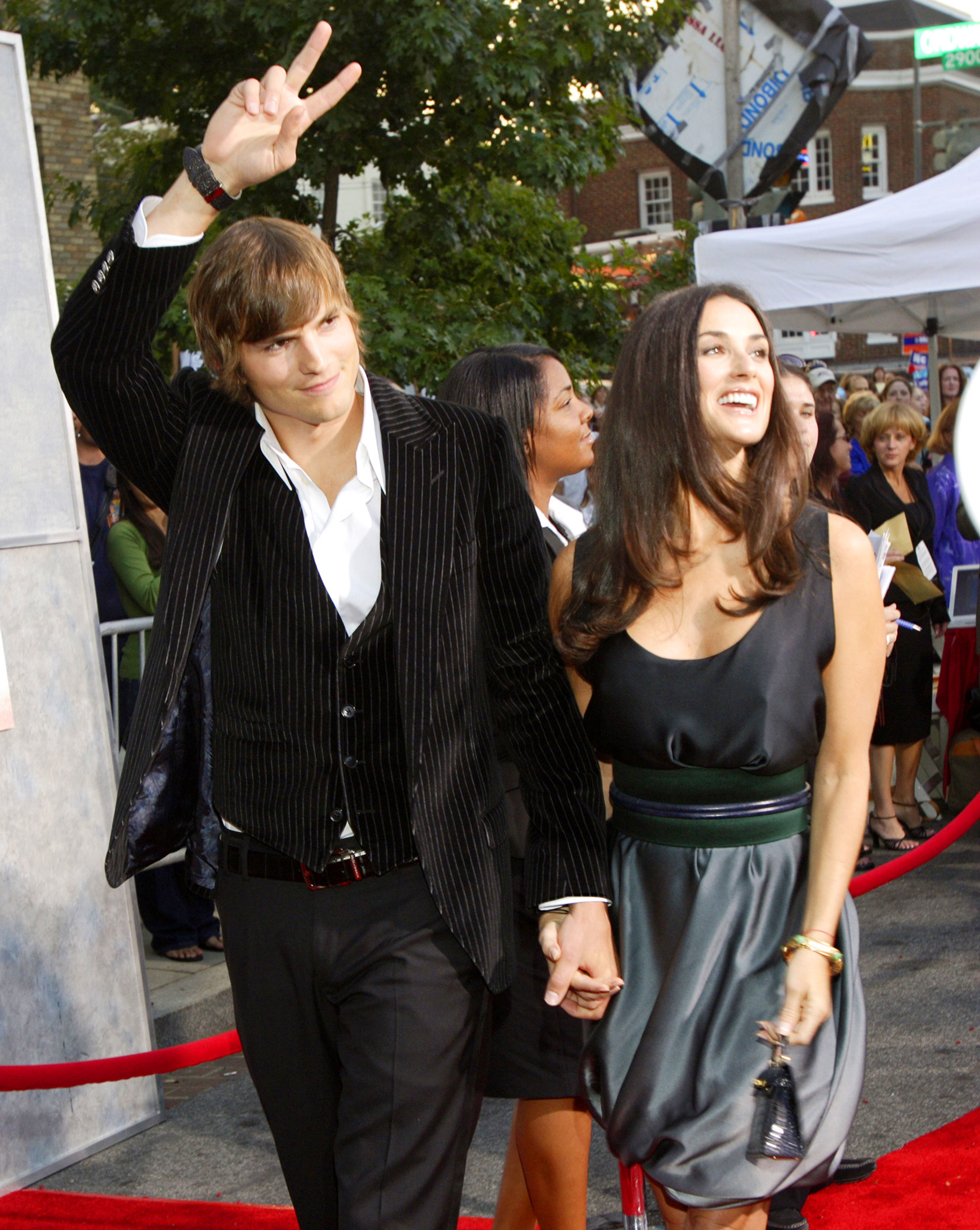 Ashton Kutcher opens up about divorce from Demi Moore