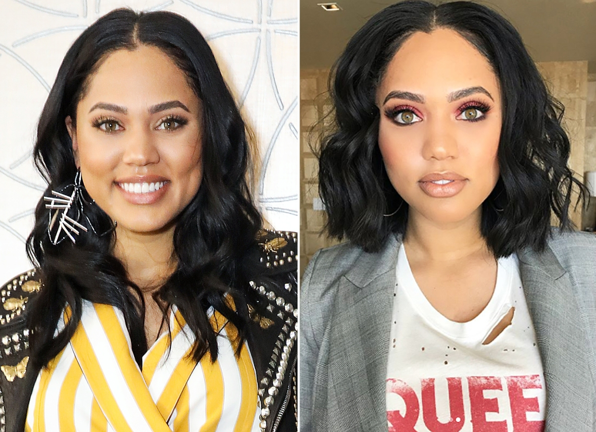 Celeb Hair Transformations 2018 Haircuts Hair Color Extensions
