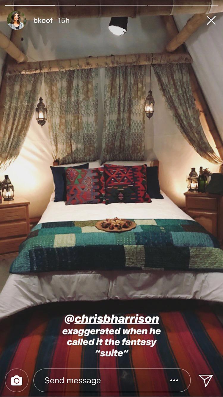 Arie Luyendyk Jr Becca K fantasy suite