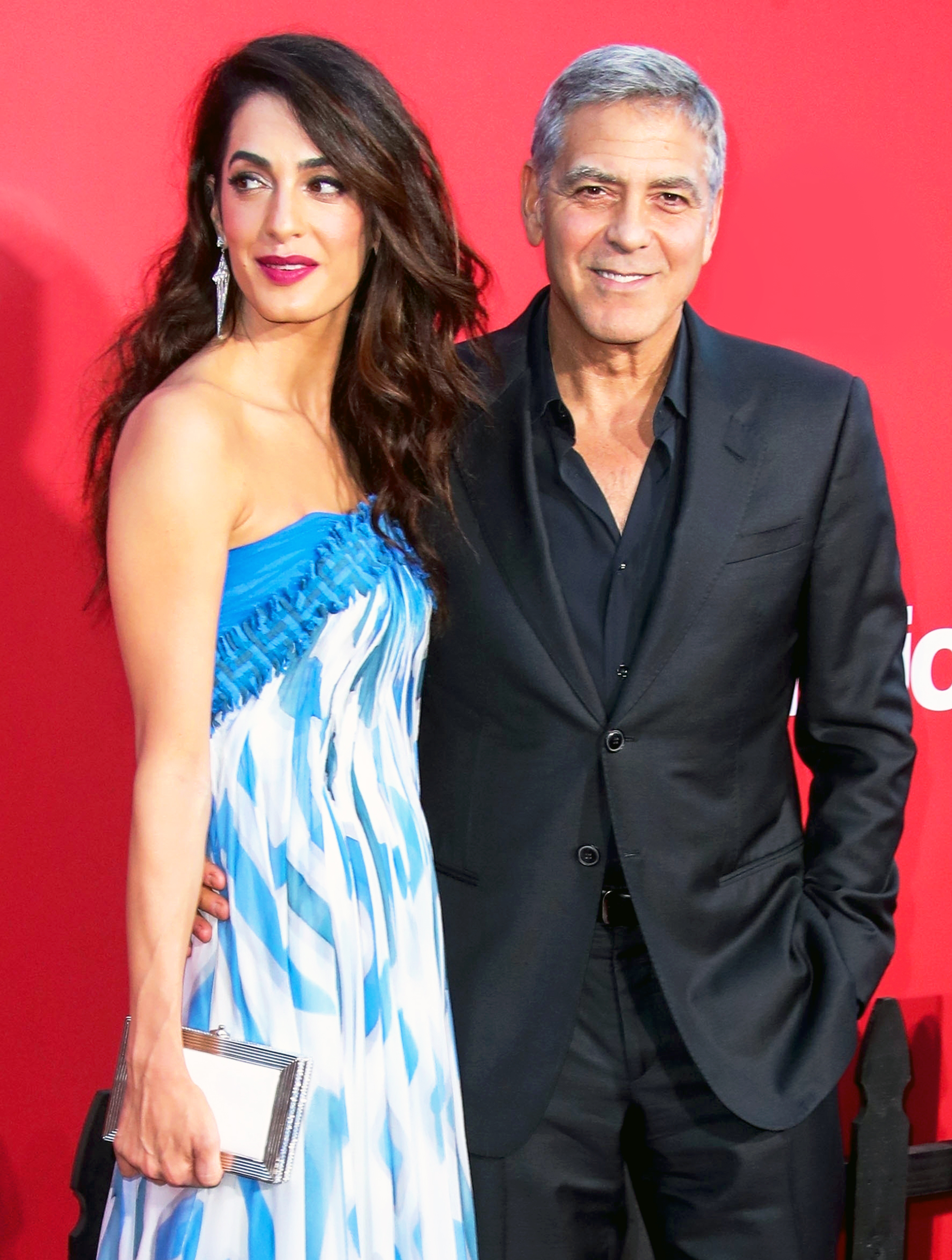 George Clooney Talks Over Wife Amal Clooney: 'Her Life Meant More to Me Than Mine'