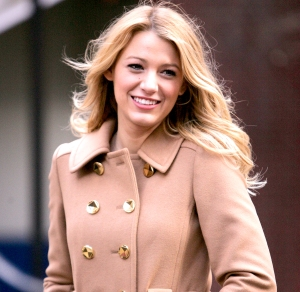 Pic: Blake Lively Just Got Nostalgic Over 'Gossip Girl' in NYC