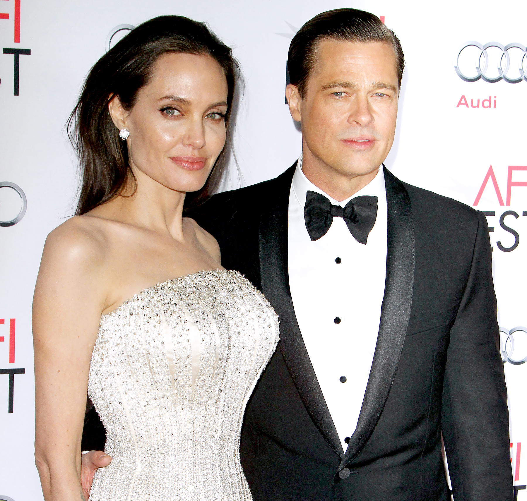 Brad Pitt Involved in ...