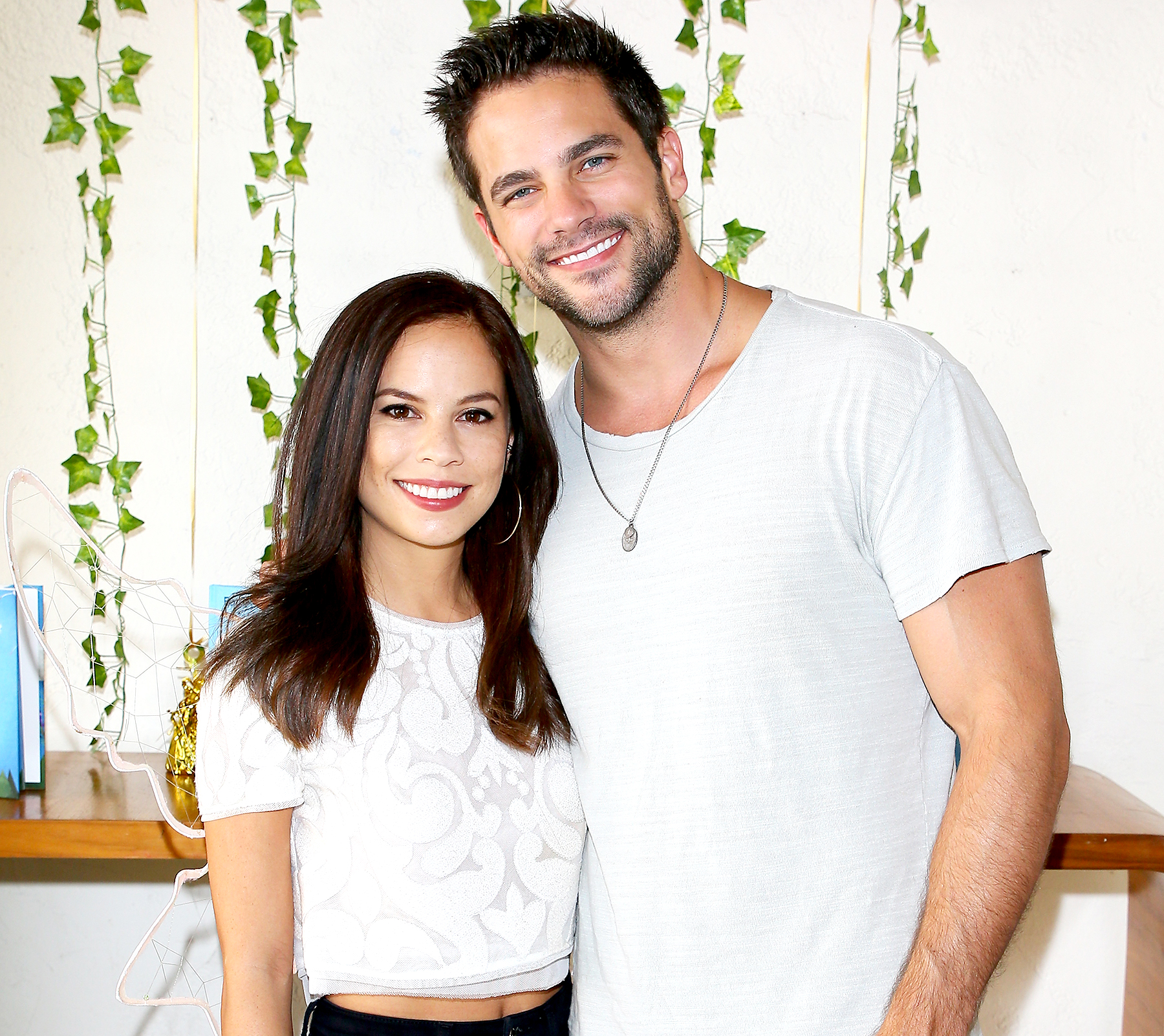 Fifty Shades Freed S Brant Daugherty Engaged To Kimberly Hidalgo